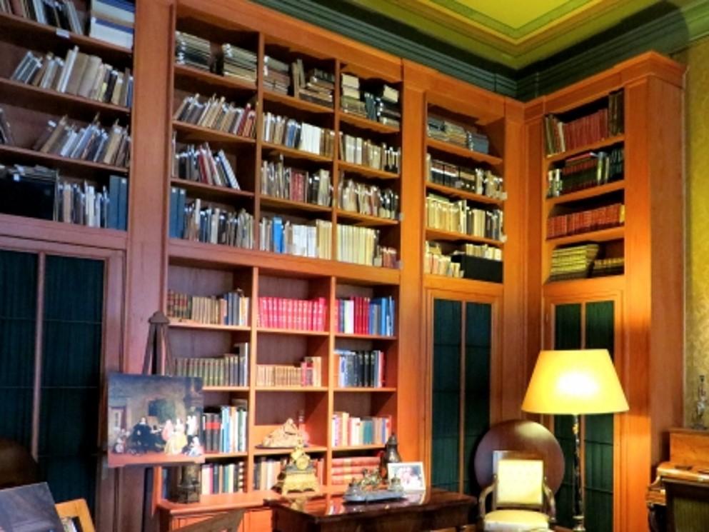 本棚のある書斎を作りたい