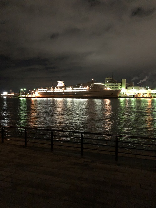 新潟市歴史博物館 プロジェクションマッピング 光の響演2018