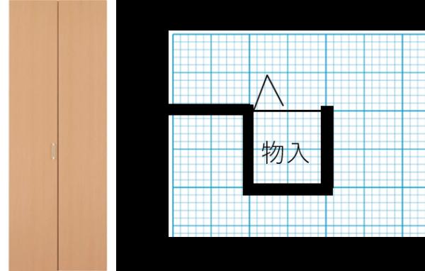 折れ戸 書き方2