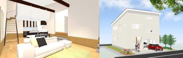 デザイン シンプルで機能美のある空間設計を提案